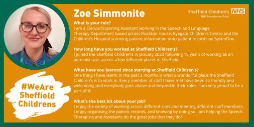 Zoe-Simmonite