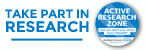 Take part in research logo