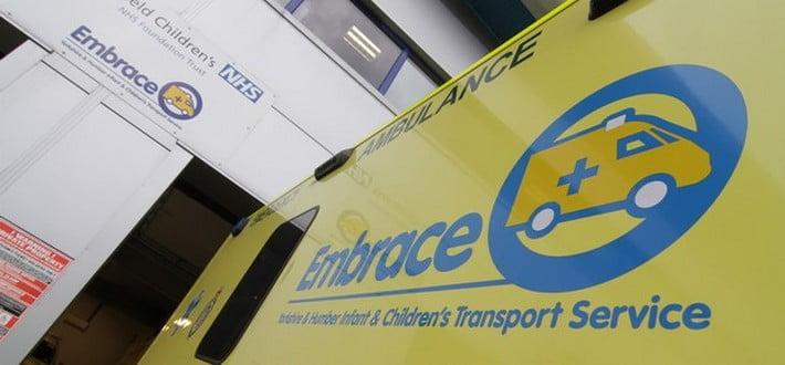 Embrace ambulance