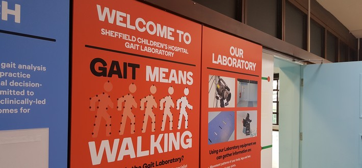 Welcome to the Gait Lab