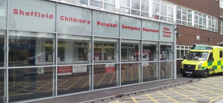 Families urged to use alternatives as children's A&E has busiest ever day