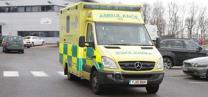 Embrace ambulance