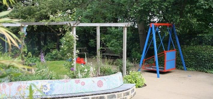 Ryegate garden