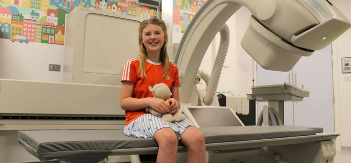 New Fluoroscopy suite now in action at Sheffield Children's