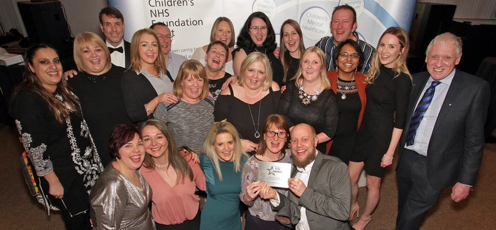 Nominate your Sheffield Children's staff stars