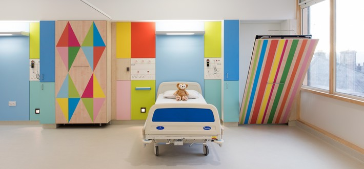 Sheffield Children's Hospital opens £40m new wing