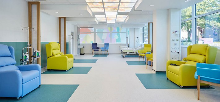 New regional cancer centre for children opened this week