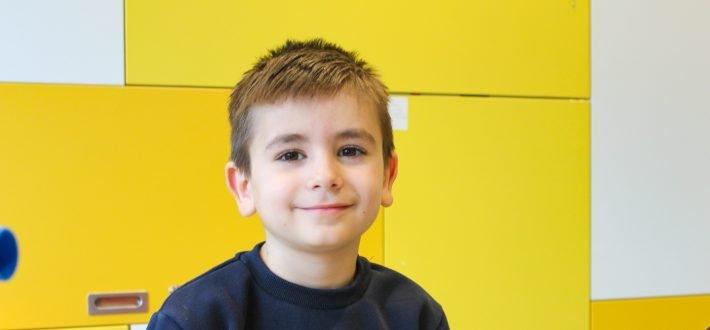 Jack's leukaemia story