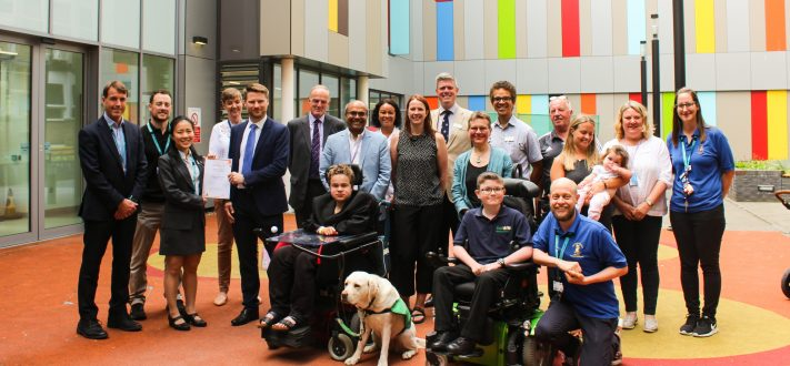 Sheffield Children's wins national award for outstanding care
