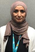 Staff profile photo of Intisar Ahmed