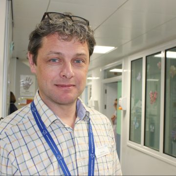 Picture of Nick Mills, advanced nurse practitioner