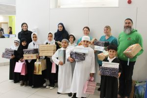 Ramadan donations to the childrens hospital
