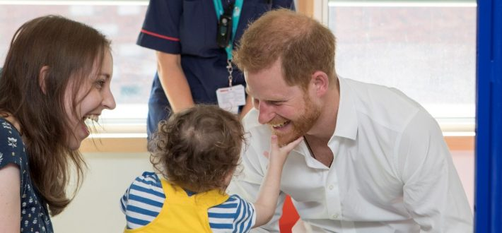 The Duke of Sussex officially opens new wing of Sheffield Children's Hospital