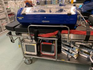 BabyPod equipment used in Embrace transfer