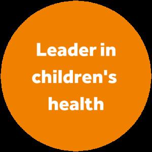 Leader in children's health