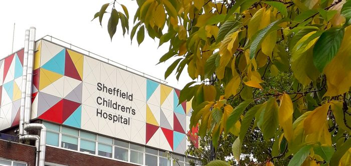 Happy 144th birthday to Sheffield Children's!