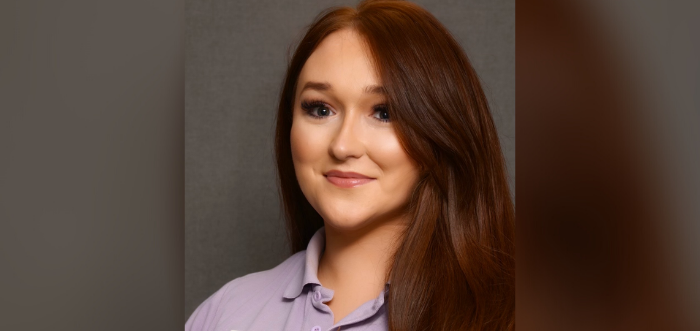 How Katie balances studying and working in her apprenticeship