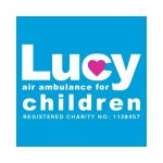 Lucy air ambulance for children logo registered charity 1138457