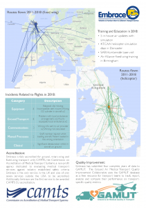 Preview of Embrace 2018 Flight Report PDF