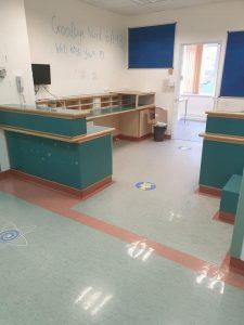 goodby ward 6, old nurses station