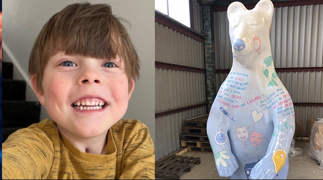 Rory's story: care at Sheffield Children's and the Bears of Sheffield