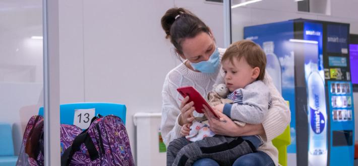 Multi-million-pound boost to children's care