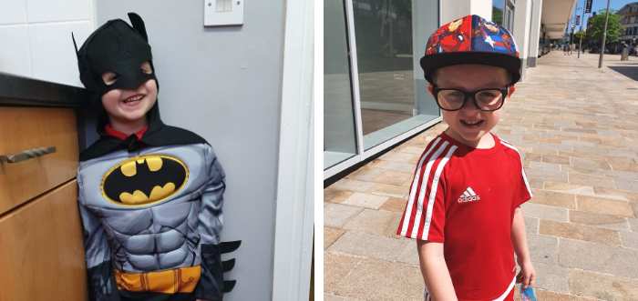Olly's story: My journey with juvenile idiopathic arthritis