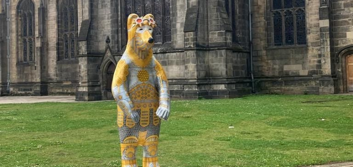 Bear trail launches in support of Sheffield Children's