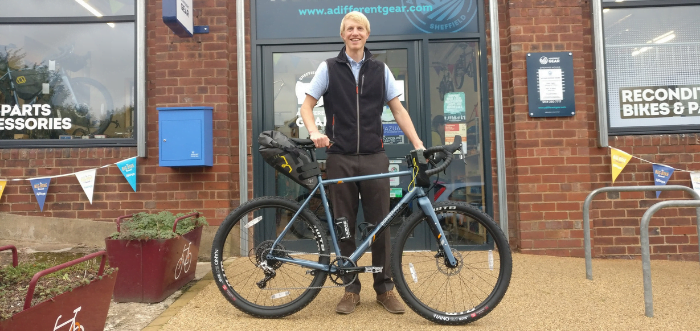 Sheffield Children's staff cycle 500 miles to protect people and planet